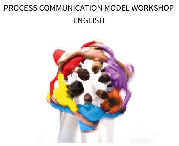 Cover Image English - Process Communication Workshop - English