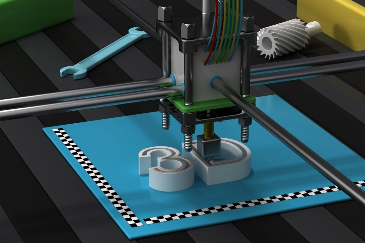 This is how 3d printing technology works