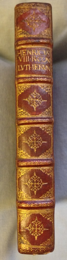 Spine of PL 1481