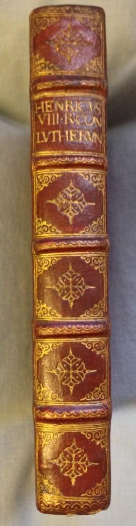 Spine of PL 1481