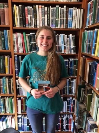2019 Magdalene College Library Survey Heffers voucher prize winner