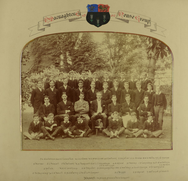 Macnaghten's House Group 1902