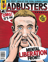 Adbusters – 61% off the cover price!
