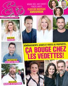 Échos Vedettes – 06 juillet 2018