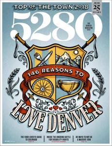 5280 Magazine – July 2018