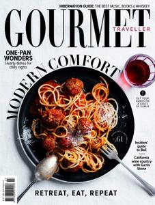 Australian Gourmet Traveller - July 2018
