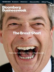 Bloomberg Businessweek Europe – July 02, 2018