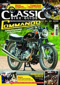 Classic Bike Guide – July 2018