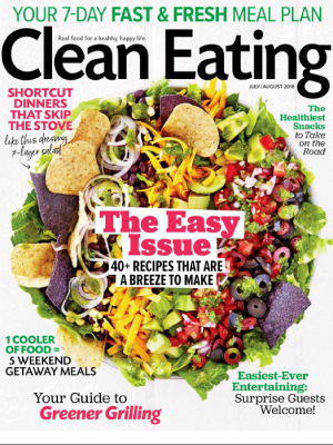Clean Eating - July August 2018