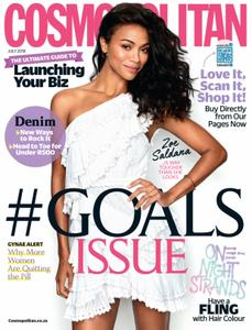 Cosmopolitan South Africa – July 2018