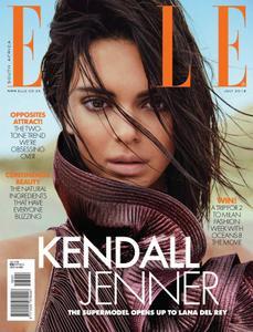 Elle South Africa – July 2018