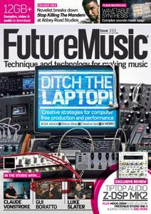 Future Music – August 2018