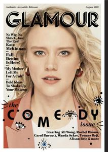 Glamour USA - August 2018