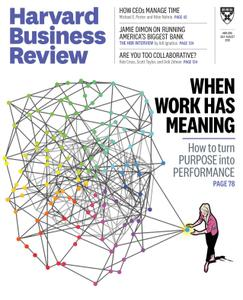 Harvard Business Review USA – July/August 2018