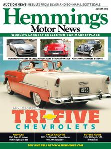 Hemmings Motor News – August 2018