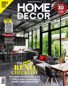 Home & Decor – July 2018