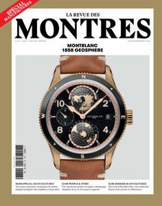 La revue des Montres – juillet 2018