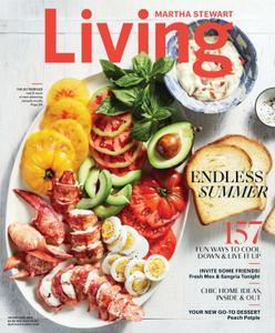 Martha Stewart Living – July 2018