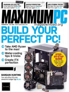 Maximum PC – July 2018