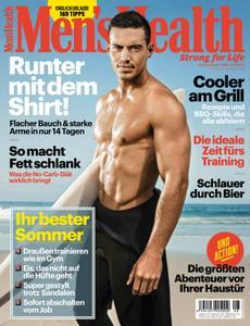 Men's Health Germany – Juli 2018