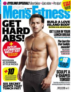 Men's Fitness UK - August 2018