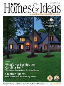 New Homes & Ideas - Summer 2018