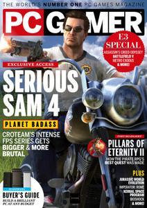 PC Gamer UK – August 2018