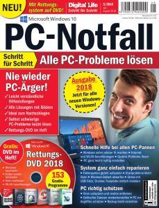 PC-Welt Digital Life Schritt für Schritt Nr. 5 - Juli-August 2018