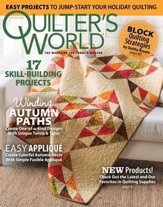 Quilter's World - Autumn 2018
