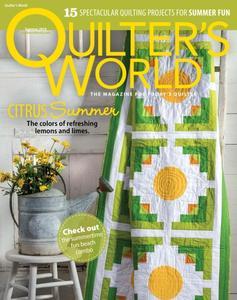 Quilter's World - Summer 2018