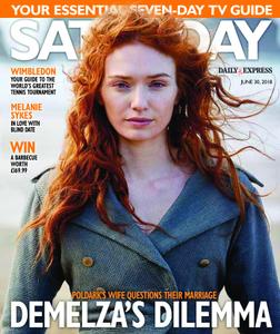 Saturday Magazine – June 30, 2018