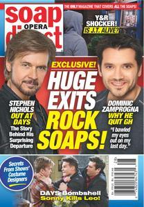 Soap Opera Digest – July 09, 2018