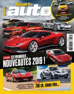 Sport Auto France – juillet 2018