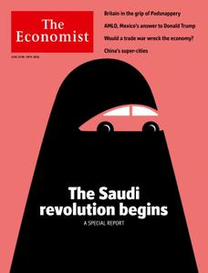 The Economist UK Edition – June 23, 2018
