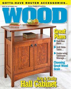 WOOD Magazine - September 01, 2018