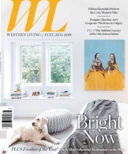 Western Living - July-August 2018