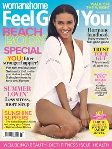 Woman & Home Feel Good You - June 2018