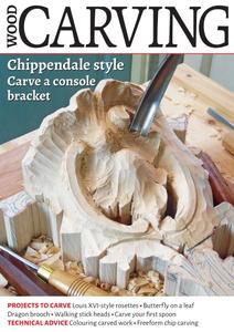 Woodcarving – July/August 2018