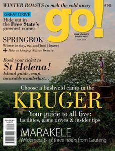 go! South Africa – July 2018
