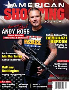 American Shooting Journal – July 2018