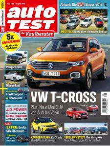 Auto Test Germany – August 2018