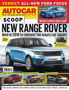 Autocar UK - 04 July 2018