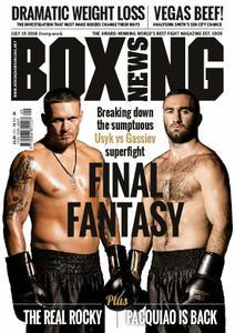 Boxing News – July 19, 2018