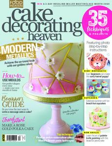 Cake Decorating Heaven – July/August 2018