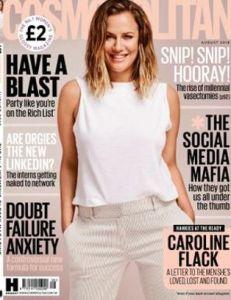 Cosmopolitan UK – August 2018