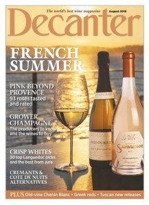 Decanter UK – August 2018