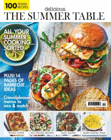 Delicious UK - The Summer Table 2018