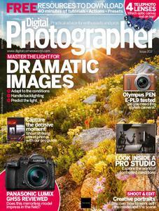 Digital Photographer – August 2018