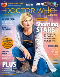 Doctor Who Magazine – August 2018