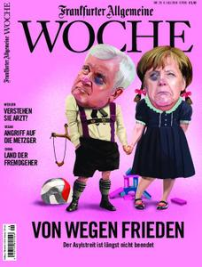 Frankfurter Allgemeine Woche - 06. Juli 2018
